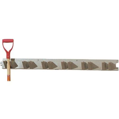 Suncast 48 In.Tool Hanger Long Handle Tool Rack