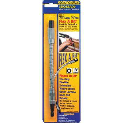 Eazypower Flex-A-Bit 7-1/2 In. Flexible Bit Extension