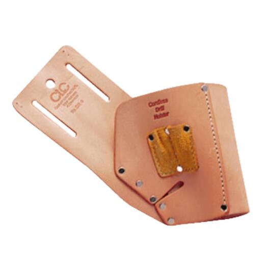 Custom Leathercraft 45 Degree Cordless Drill Holster