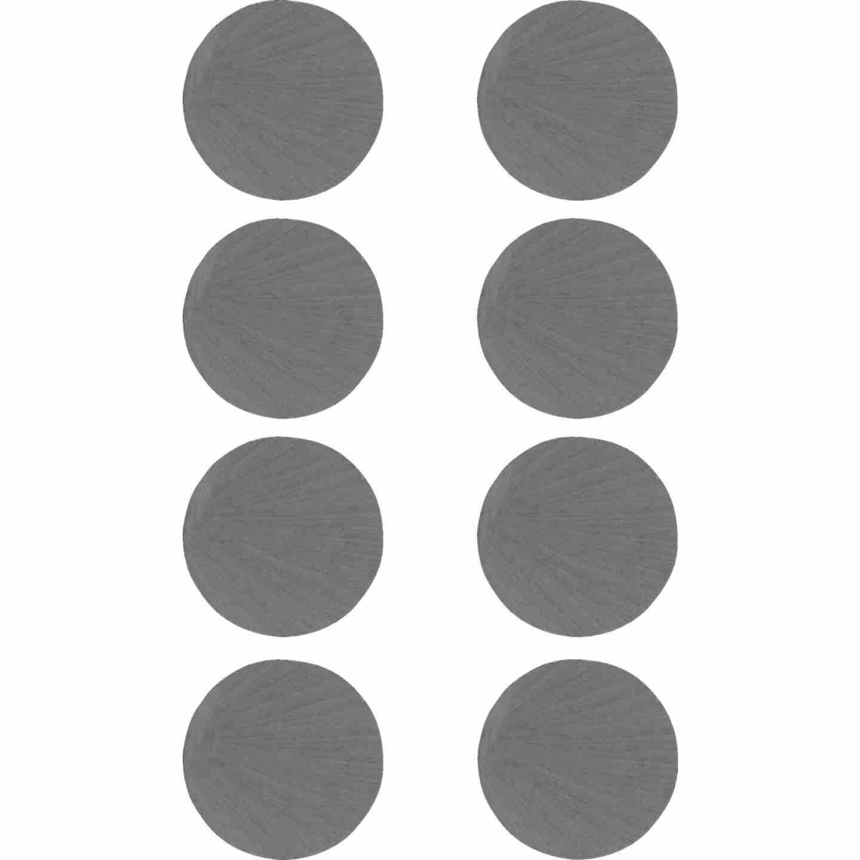 Master Magnetics 3/4 in. Ceramic Magnetic Discs (8-Pack) Image 1