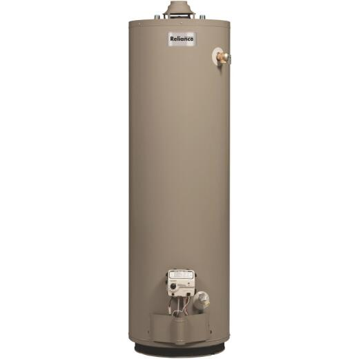 Reliance 30 Gal. Tall 6yr 32,000 BTU Natural Gas Water Heater