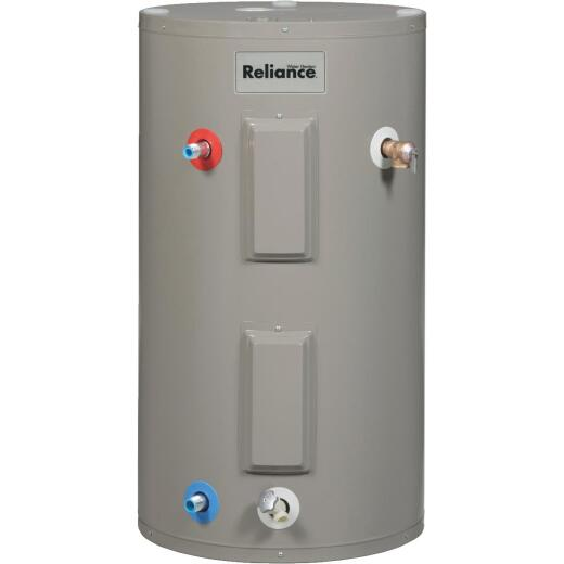 Reliance 40 Gal. 6yr 3800/3800W Element Electric Water Heater for Mobile Home